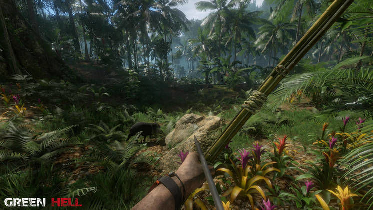 Green Hell Console Commands and Cheats