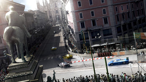 Codemasters GRID faces stutter woes, fixed in