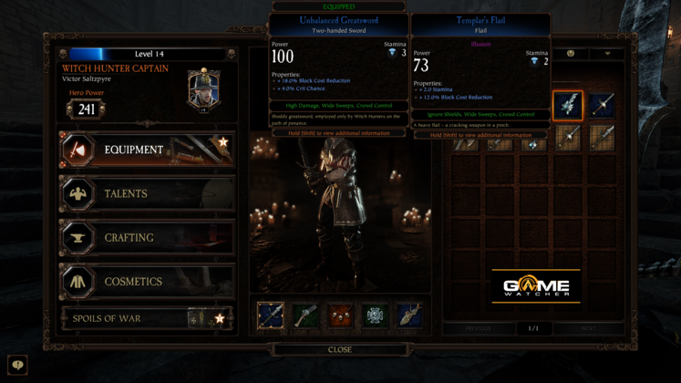 Warhammer: Vermintide 2 Cosmetics and Illusions Guide