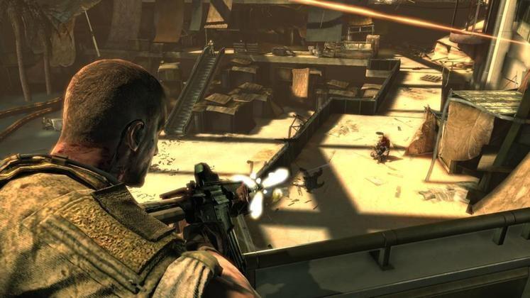 2K Games announces war movie contest promoting Spec Ops: The Line