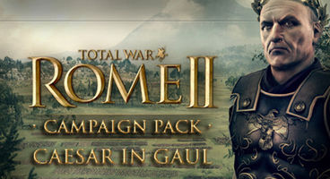 Creative Assembly announces Caesar in Gaul expansion for Total War: Rome II