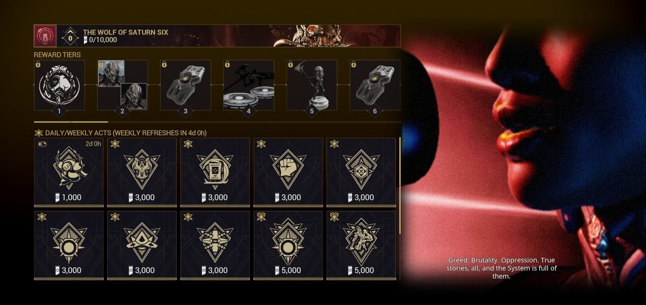 Warframe Nightwave - How to Get Nightwave Rewards?   GameWatcher