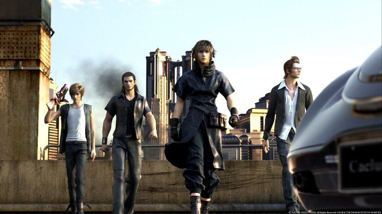 E3 2013: Kingdom Hearts III and Final Fantasy XV also coming to Xbox One
