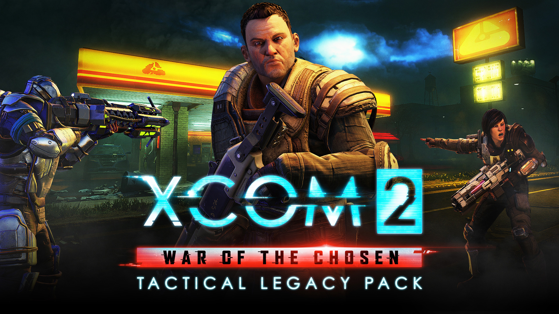 XCOM 2 could be getting another DLC expansion | GameWatcher