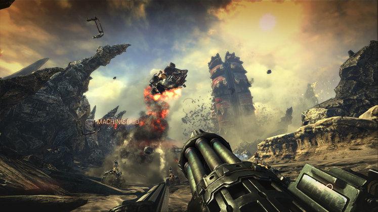 PAX East 2012: Bulletstorm 2 was shelved months ago