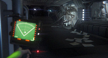 EGX: Behind-the-scenes look at Alien: Isolation live stream @ 5PM GMT+1