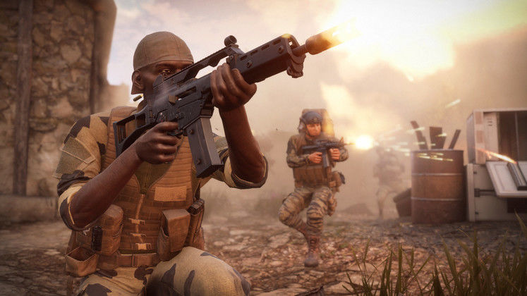 Insurgency: Sandstorm Marks One-year Anniversary With Free Week and Sale