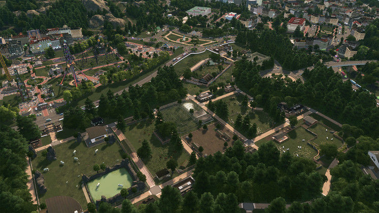 Cities: Skylines - Parklife Expansion Gets Gameplay Trailer