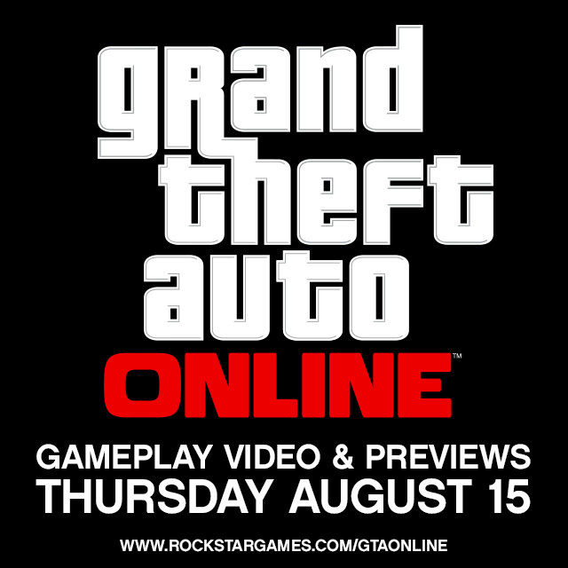 Grand Theft Auto Online unveils this Thursday, press embargo lifts