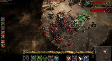 Gears of War devs and Marvel Studios designers collaborating on RTS Golem Gates
