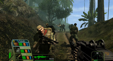 SouthPeak Games announce Raven Squad for Xbox 360/PC