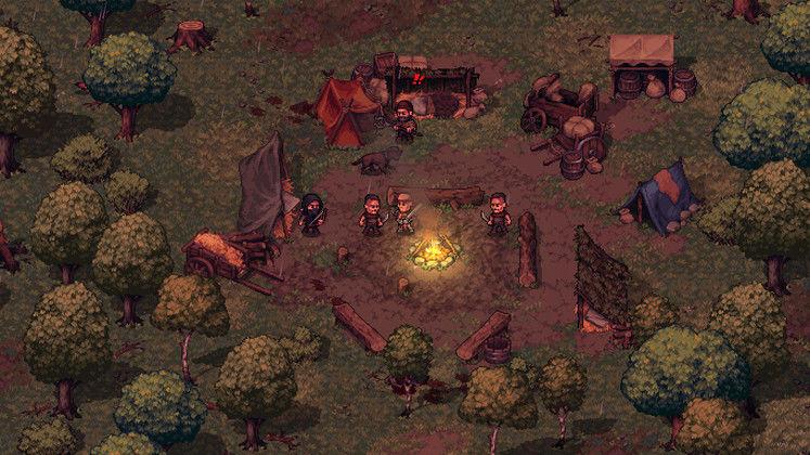 E3 2019: Turn-based RPG Stoneshard Gets A November Release Date
