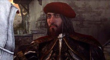 AC: Brotherhood Da Vinci DLC announced
