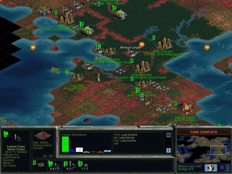 Are EA planning a new Alpha Centauri game?