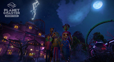 First full paid expansion Spooky Pack coming to Planet Coaster on September 25 <UPDATE: Now out! All details inside!>