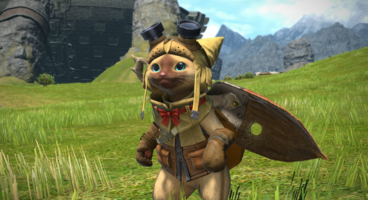 Final Fantasy XIV And Monster Hunter World Crossover Announced