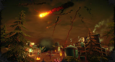 There are no Zombies in Surviving The Aftermath -