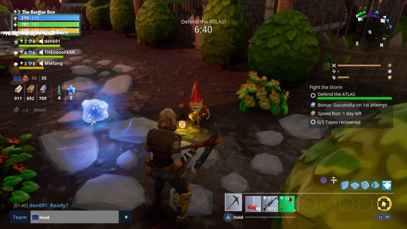 fortnite week 7 challenges all hidden gnome locations - evil laugh in fortnite
