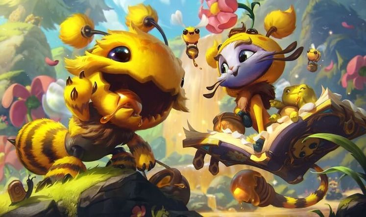 League of Legends Patch 11.5 - Release Date, Bee Skins, Item Changes