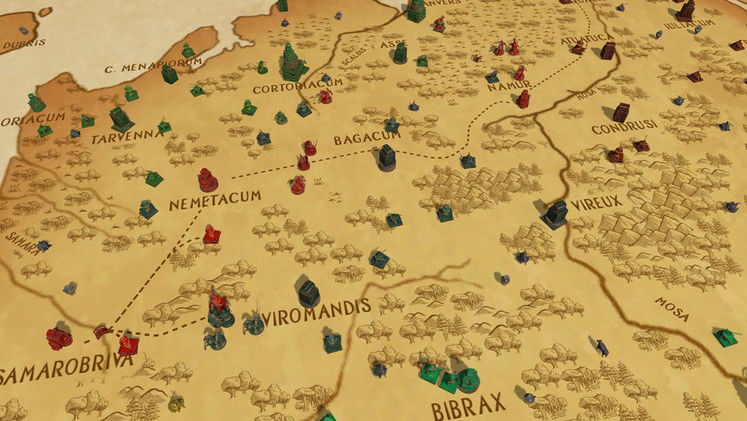 Hegemony Rome: The Rise of Caesar fully released, launch trailer out now