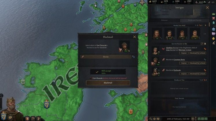 Crusader Kings 3 Feudal Contract and Vassals Guide