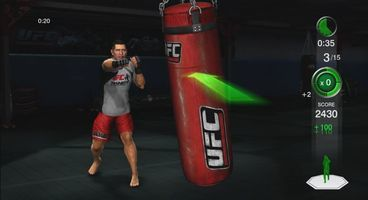 THQ reveals UFC Personal Trainer for Xbox 360 and PlayStation 3