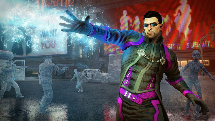 Saints Row 4 National Treasure Edition out this July