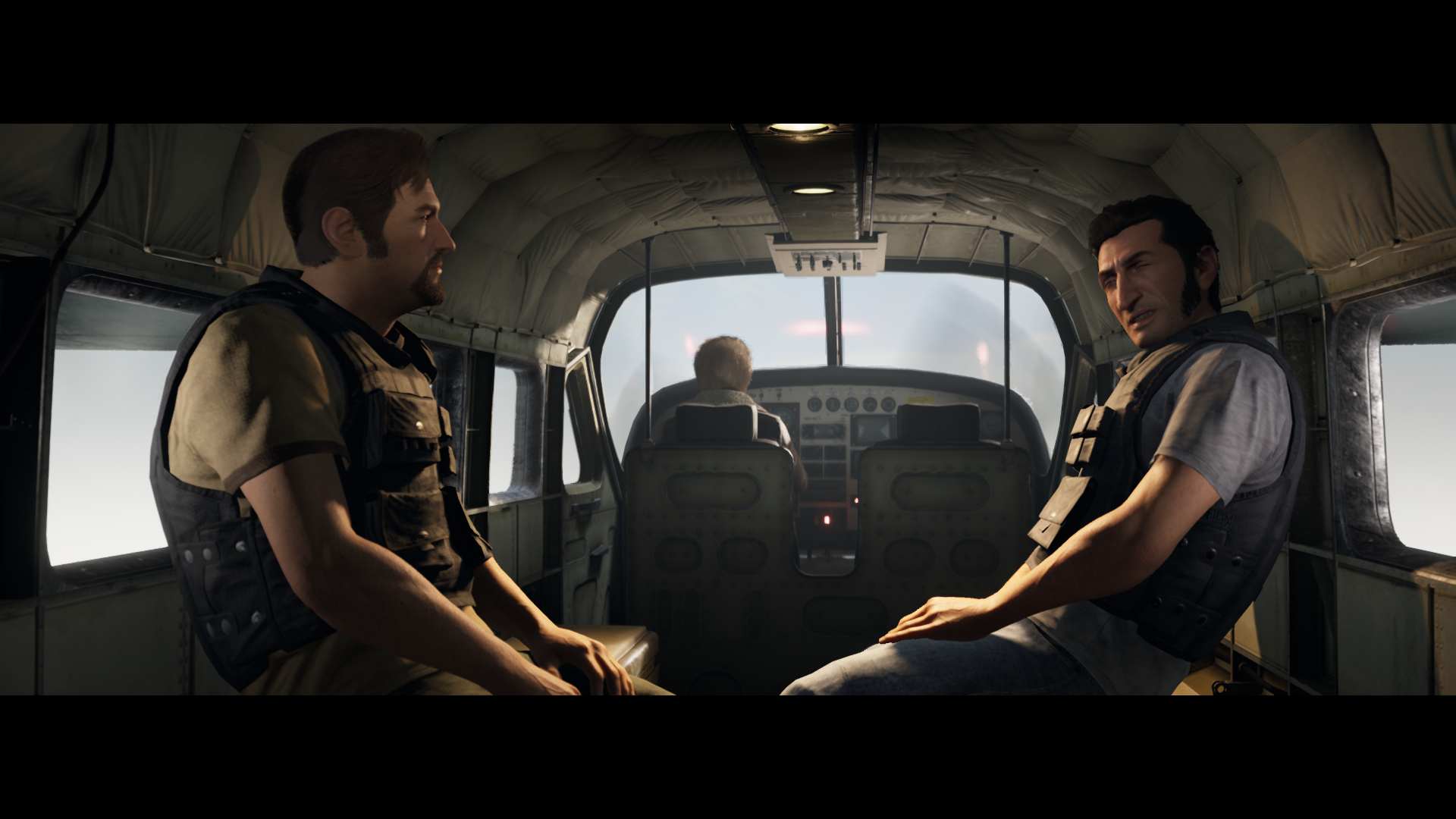 A Way Out plays like a movie, with 37 distinct chapters that make up about  eight hours of gameplay. From a night escape through the middle of a forest  to a ...