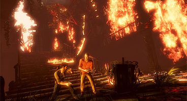 Uncharted 3 to have 'amazing' fire effects