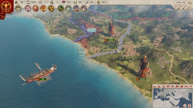 Imperator: Rome Stability - How to Increase Stability?