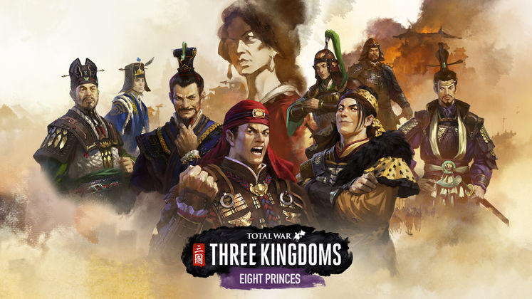 Total War: Three Kingdoms - Eight Princes DLC Gets August Release Date