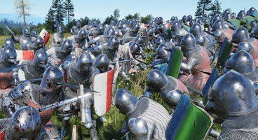 Manor Lords Mixes Medieval City Building With Large Scale Battles