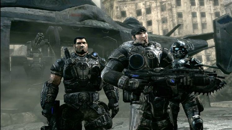 Mark Rein denies Gears of War 2 exclusive to Gamepro *UPDATED*