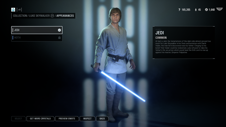 Star Wars Battlefront 2 Farmboy Luke Skin How To Gamewatcher