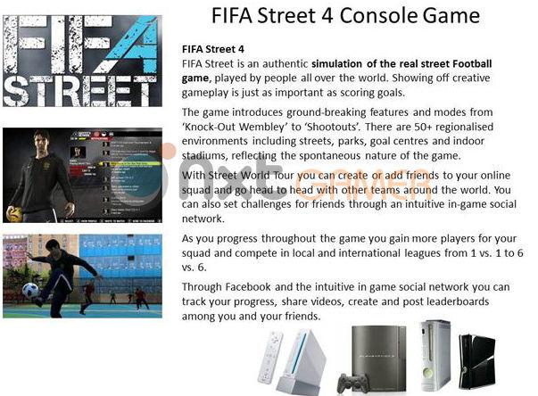 Rumour: FIFA Street 4 named in survey,
