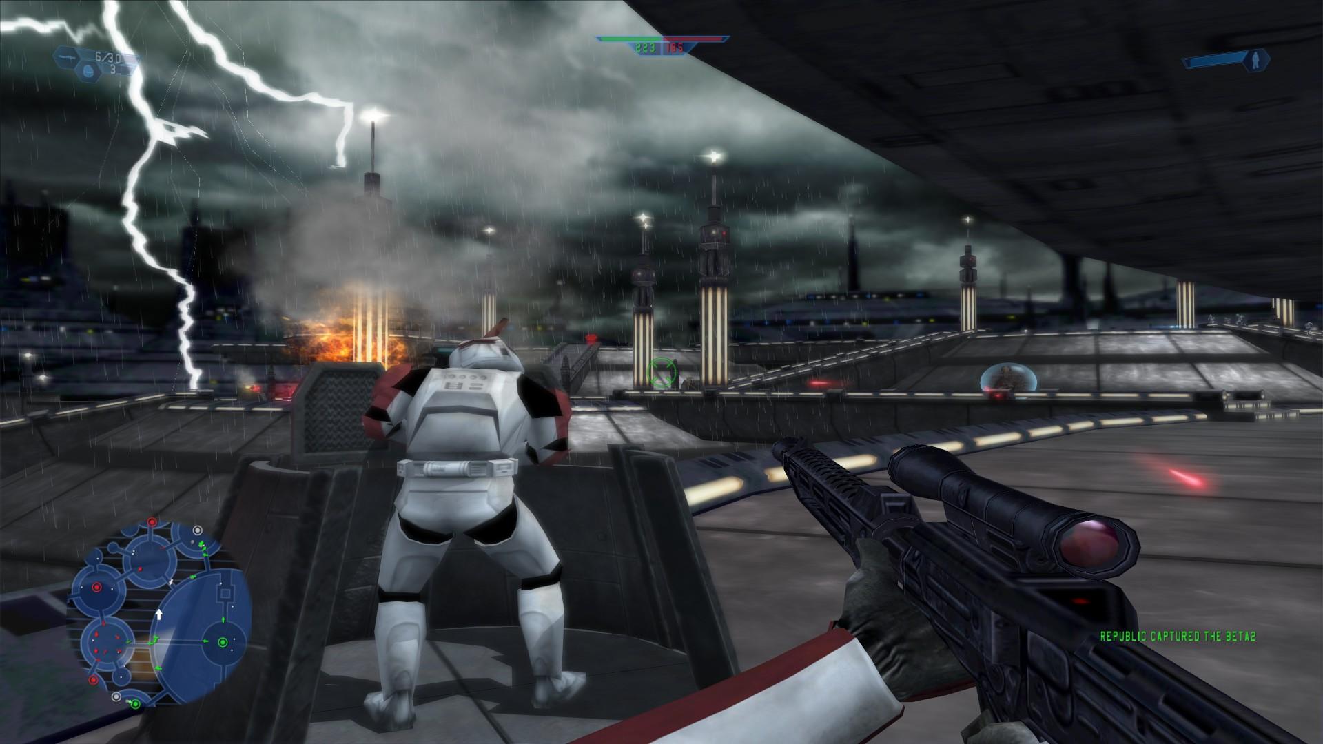 Star Wars Battlefront Classic Surprise Update Adds Gamewatcher