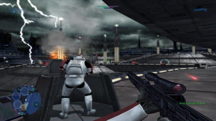 Star Wars Battlefront Classic Surprise Update Adds Online Multiplayer on Steam