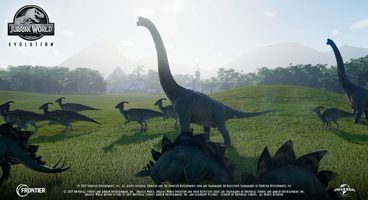 Jurassic World movie director on Jurassic World Evolution: