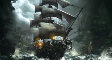 Pirate RPG Raven's Cry delayed until November 27""