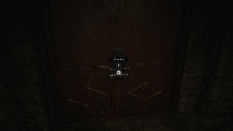 Resident Evil Village House Beneviento Doll Workshop Door Code - How to Find It