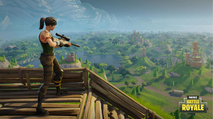 Fortnite: Battle Royale Release Statistics Since Its Late September Launch - Shuts Down Servers For Patch 1.7.1
