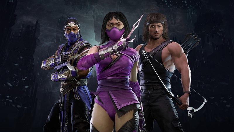 New Mortal Kombat 11 Ultimate Gameplay Trailer Showcases