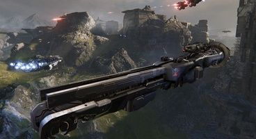 Yager walks us through its spaceship combat game Dreadnought