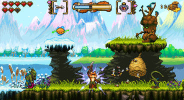 SNES-era Platformer Fox n Forests Will Be Released On 17th May