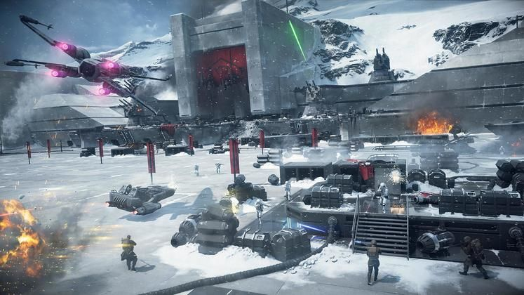 Capital Supremacy Mode Coming to Star Wars: Battlefront 2
