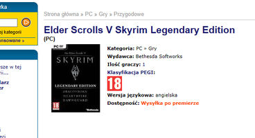 Report: Bethesda planning 'Legendary Edition' with all DLC for Skyrim