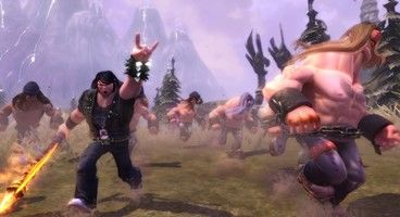 Tim Schafer's Brutal Legend finally landing on PC via Steam