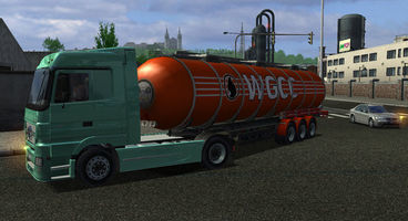 New Euro Truck Simulator Screenshots