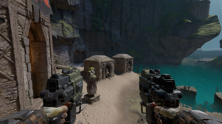 The New Unreal Tournament