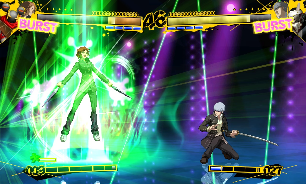 Persona 4 Arena coming to NA on PS3, 360 | GameWatcher